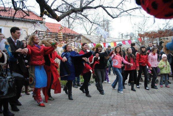 В Симферополе два дня проходила рождественская ярмарка (ФОТО), фото-4