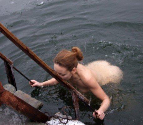 Донецкие моржи отметили год Кролика в воде (фото), фото-3