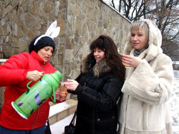 Донецкие моржи отметили год Кролика в воде (фото), фото-4