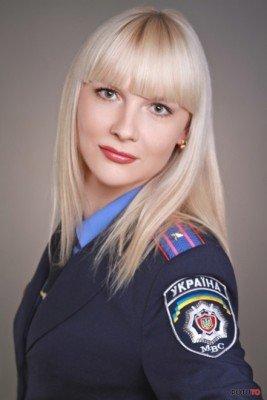 Женщина-милиционер из Симферополя стала победительницей на конкурсе красоты (ФОТО), фото-1