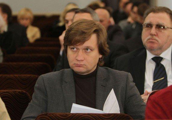 Опальный директор «Донецкгортеплосети» присутствовал сегодня на сессии горсовета (фото), фото-1