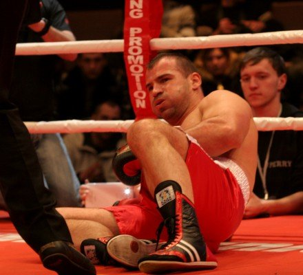 На ринге в Донецке разыграли пять чемпионских поясов (фото), фото-2