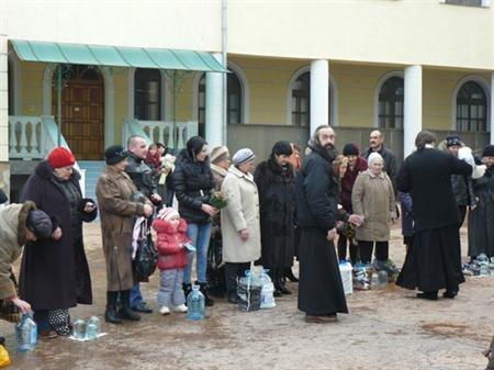 В Симферополе устроили крещенскую ярмарку  (ФОТО), фото-2