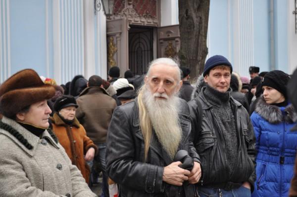 В Николаеве православные в день Крещения вышли на Крестный ход, фото-4