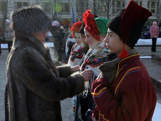 В Донецке отпраздновали день Соборности Украины (фото), фото-2