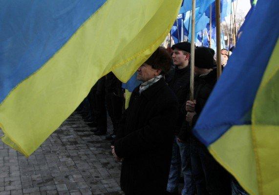 В Донецке отпраздновали день Соборности Украины (фото), фото-3