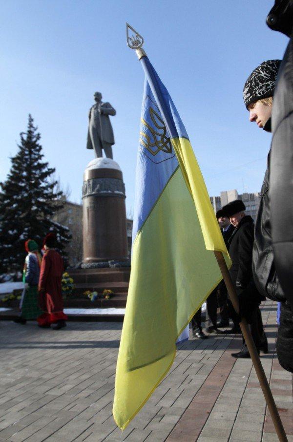 В Донецке отпраздновали день Соборности Украины (фото), фото-4