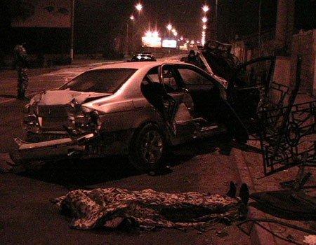 В Крыму днепропетровский лихач на BMW убил своего пассажира (ФОТО), фото-1