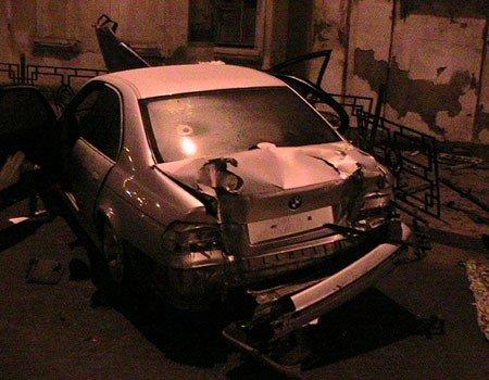 В Крыму днепропетровский лихач на BMW убил своего пассажира (ФОТО), фото-2