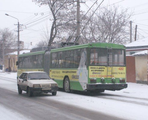 Симферополь засыпало снегом. Коммунальщики, как всегда, оказались не готовы (ФОТО), фото-2