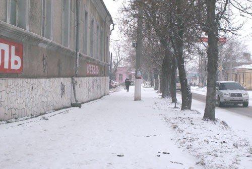Симферополь засыпало снегом. Коммунальщики, как всегда, оказались не готовы (ФОТО), фото-3
