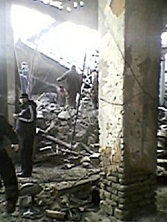 На Донетчине все еще ищут рабочего под обломками металлического бункера (ФОТО), фото-3