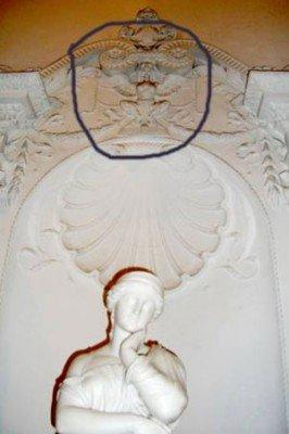 В Ливадийском дворце найден знак дьявола (ФОТО), фото-1