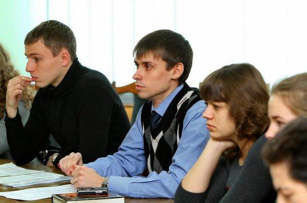 Борис Петров дал советы студентам, как искать работодателя (ФОТО), фото-1