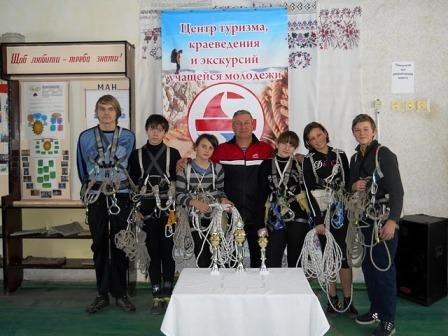 Горловские скалолазы признаны лучшими в Донецкой области, фото-1