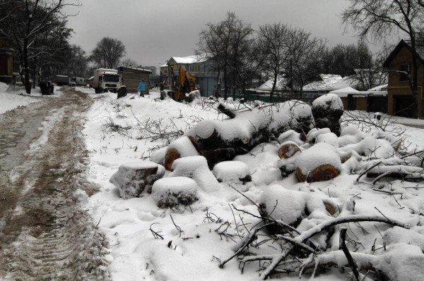 В Донецке начали строительство новой дороги под «Евро-2012» (фото), фото-1