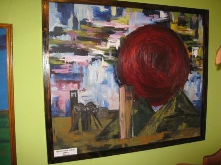 Звон колокола души Владимира Гребенкина услышали посетители Горловского художественного музея (ВИДЕО), фото-1