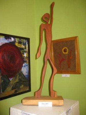 Звон колокола души Владимира Гребенкина услышали посетители Горловского художественного музея (ВИДЕО), фото-2