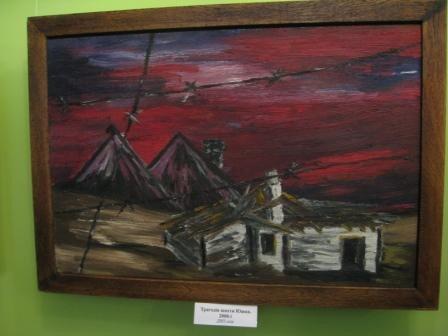 Звон колокола души Владимира Гребенкина услышали посетители Горловского художественного музея (ВИДЕО), фото-4