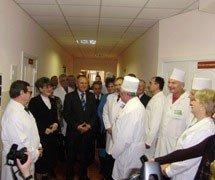 В областной больнице им.М.Пирогова открыли современное отделение гинекологии (ФОТО), фото-1