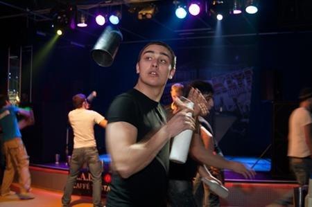 В Симферополе бармены готовят молекулярные коктейли (ФОТО), фото-1