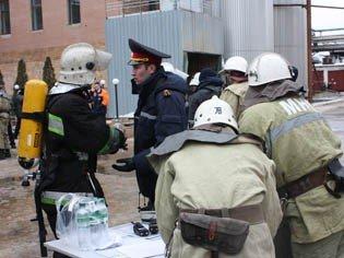 В Донецке горел  пивной завод «Сармат» (фото), фото-2