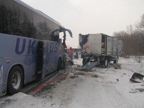ДТП на трассе «Донецк-Мариуполь». Три человека погибли (ФОТО), фото-1