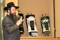 Делегация гостей в синагоге Кривого Рога (ФОТО), фото-3