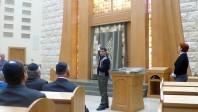 Делегация гостей в синагоге Кривого Рога (ФОТО), фото-4