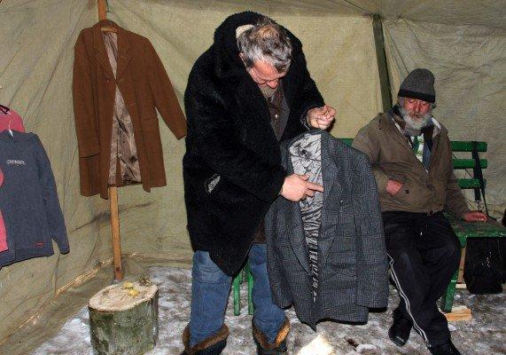 В центре Донецка открыли пункт обогрева для бездомных  (фото), фото-2