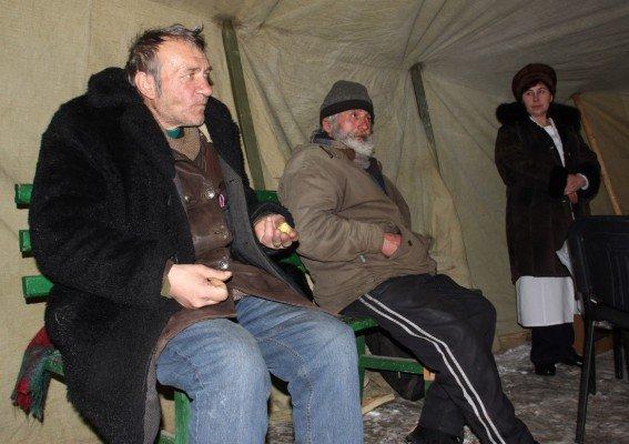 В центре Донецка открыли пункт обогрева для бездомных  (фото), фото-3