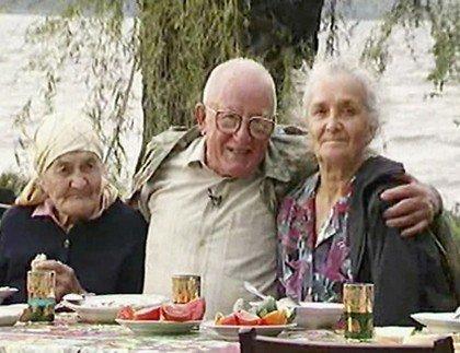 Влюбленный итальянский пенсионер сделал 90-летней жительнице Кривого Рога предложение (ФОТО), фото-1