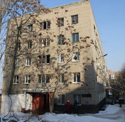 В центре Донецка на радость преступникам - горели прокуратура, милиция и суд (фото), фото-3
