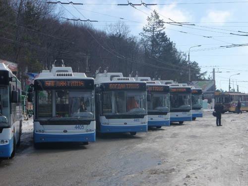 Крымские водители троллейбусов раскритиковали новые «Богданы» (ФОТО), фото-1