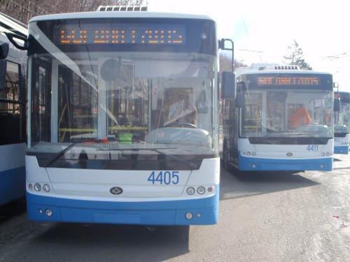 Крымские водители троллейбусов раскритиковали новые «Богданы» (ФОТО), фото-2