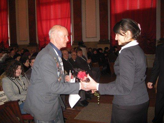 Настоящих мужчин Горловки поздравили с Днем защитника Отечества, фото-3