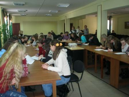 Горловские школьники отметили 150-летие отмены крепостного права, фото-2