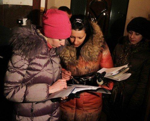 Рейд  «Донецкгорводоканала» по должникам закончился фиаско (фото), фото-3