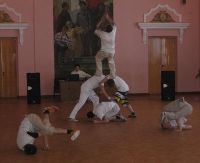 Горловские таланты фристайлили, восхищали восточными танцами и жонглерскими способностями (ФОТО И ВИДЕО), фото-2