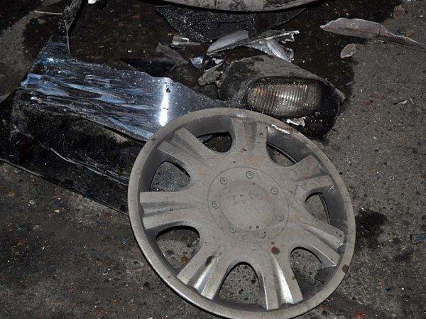На пр. Октябрьском столкнулись Daewoo Lanos и Ford. (ФОТО), фото-4