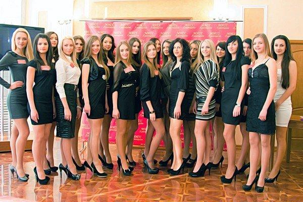 «Мисс Луганщина – 2011» пресс – конференция перед финалом, фото-2