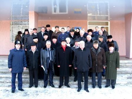 Бывшему начальнику УВД Горловки установили мемориальную доску, фото-3