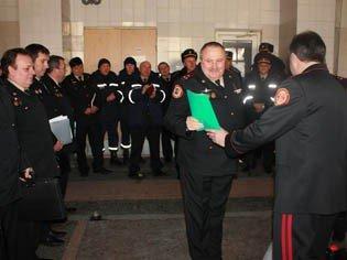МЧСники Горловки вооружились уникальной мотопомпой, фото-2