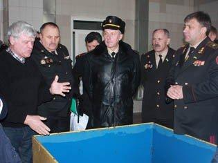 МЧСники Горловки вооружились уникальной мотопомпой, фото-4