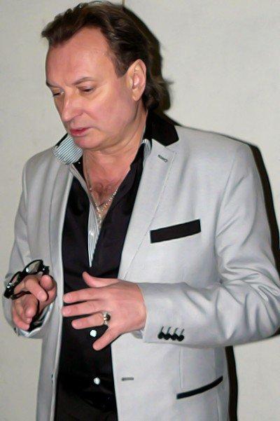 В Луганске состоялся концерт посвященный 50-летнему юбилею музыканта Олега Алябина (фото), фото-1