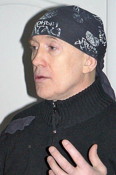 В Луганске состоялся концерт посвященный 50-летнему юбилею музыканта Олега Алябина (фото), фото-2