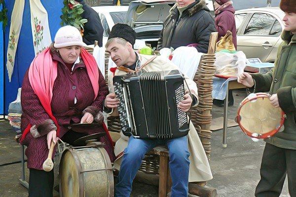 Луганчане встречают весну (фото), фото-3