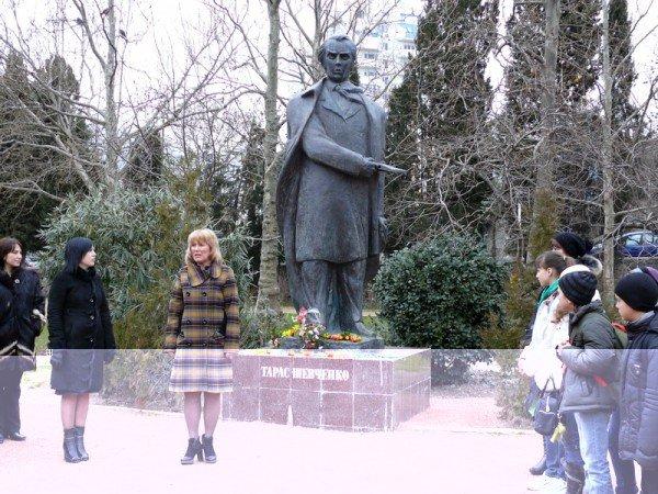 В Ялте отметили день рождения Шевченко(ФОТО), фото-2