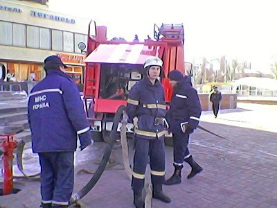 Луганская служба МЧС оттачивает профессиональные навыки (фото), фото-2