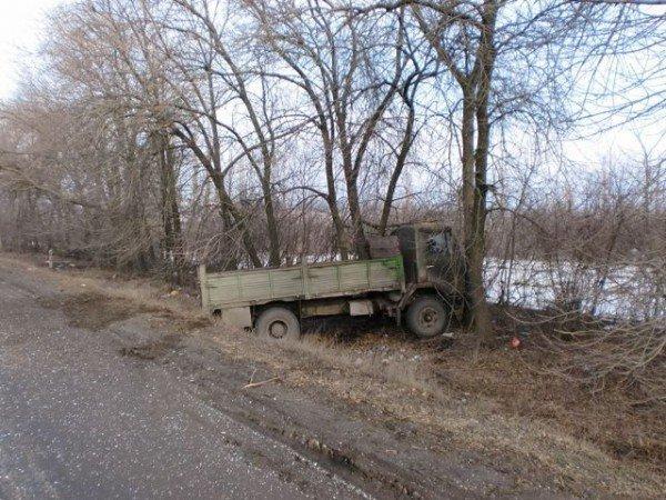 Автобус с пассажирами сбил грузовик на Харьковщине. Есть пострадавшие (ФОТО), фото-5